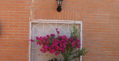 grietas en fachada